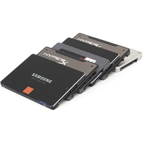 Εγκατάσταση SSD σκληρού δίσκου σε Laptop